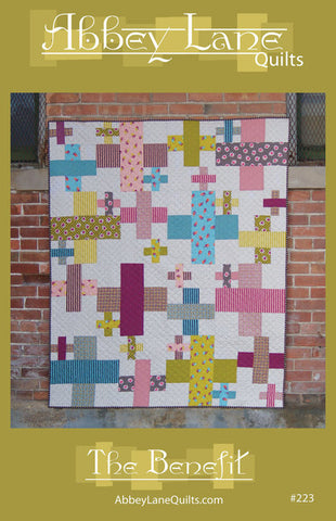 Abbey Lane the Benefit Quilt Pattern
