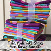 All Stars Pom Poms Fat Quarter Bundle