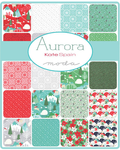 Aurora Fat Quarter Bundle