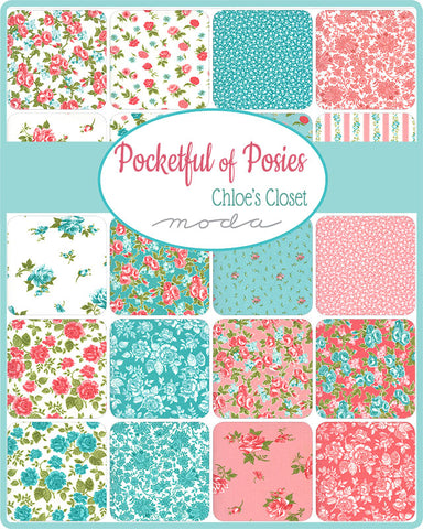 Pocketful of Posies Charm Pack