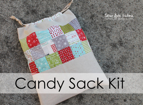 Candy Sack Kit - Choose Collection