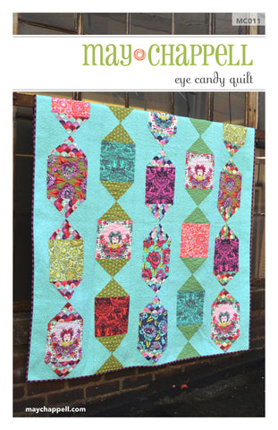 Eye Candy Quilt Pattern