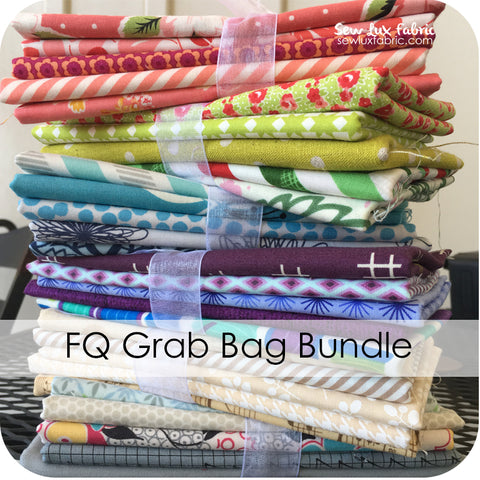 Fat Quarter Grab Bag Bundles - Choose Color