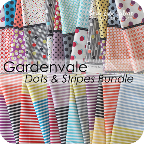 Gardenvale Dots and Stripes Bundle
