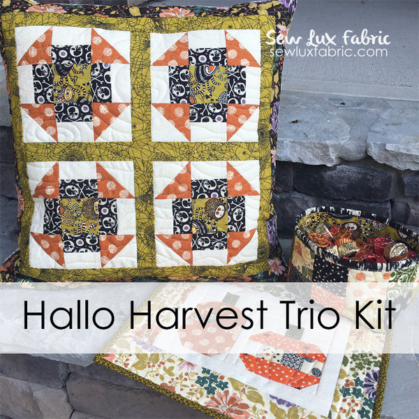 Hallo Harvest Trio Kit