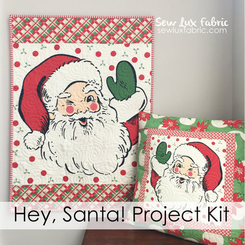 Hey, Santa! Project Kit