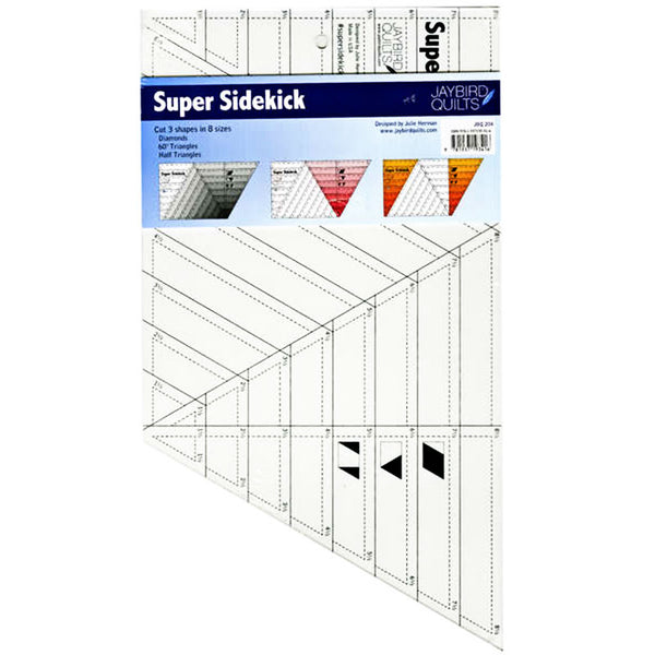 Jaybird Quilts Super Sidekick Ruler