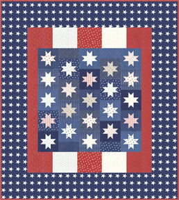 Mackinac Island Honor Quilt Kit