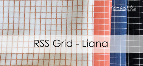 Liana Grid Bundle - New Colors