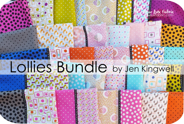 Lollies by Jen Kingwell Bundle
