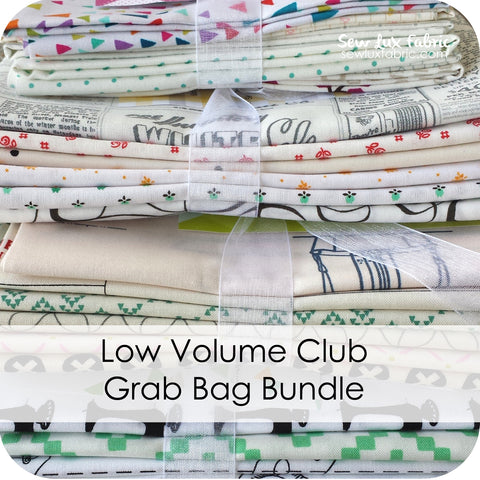 Low Volume Club Bundle - Grab Bag