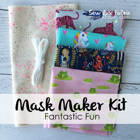 Mask Maker Kit - Fantastic Fun