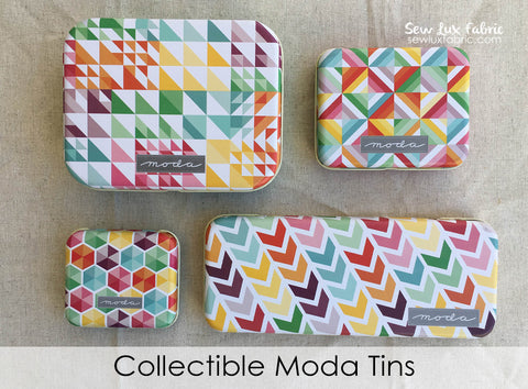 Moda Collector Tin