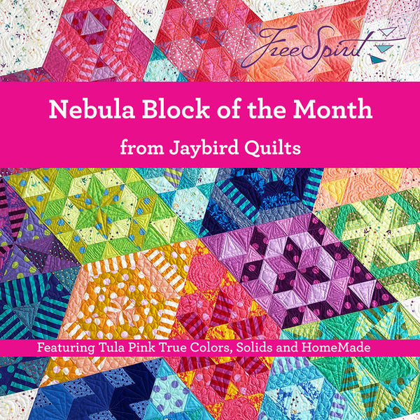 Nebula Block of the Month Reservation