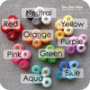 Finca Perle Size 8 Grab Bags - Choose Color