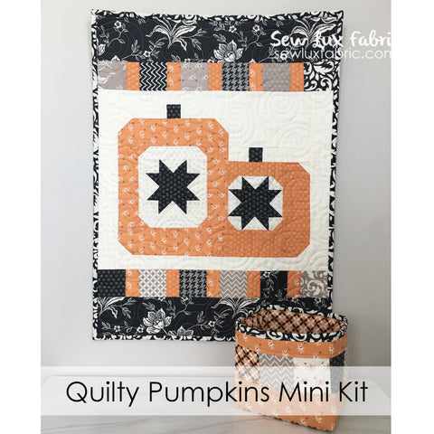 Quilty Pumpkins Mini Kit