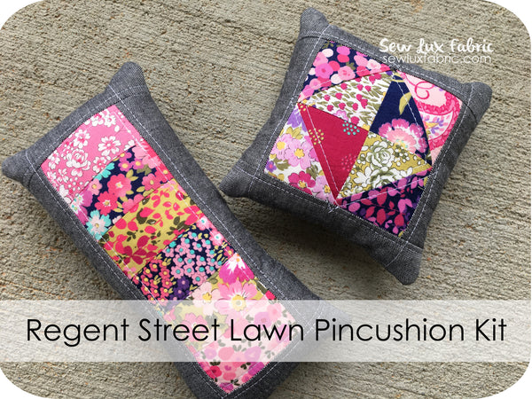 Regent Street Lawn Pincushion Kit