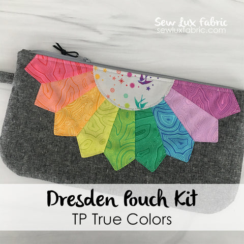 Dresden Pouch Kit - TP True Colors