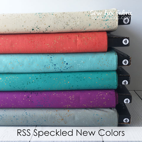 RSS Speckled Metallic Bundle - New Colors