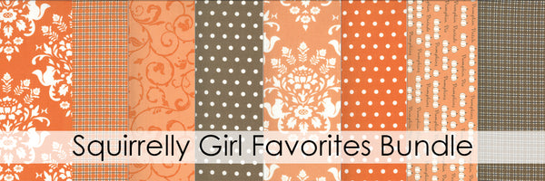 Squirrelly Girl Favorites Bundle