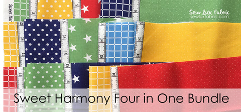 Sweet Harmony Four in One Bundle