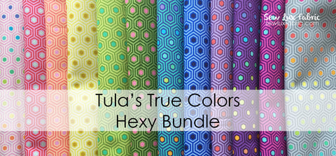 Tula's True Colors Hexy Bundle