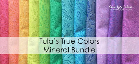 Tula's True Colors Mineral Bundle