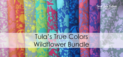 Tula's True Colors Wildflower Bundle