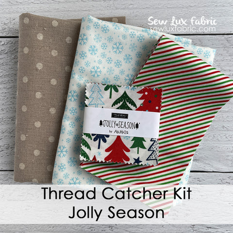 Jolly Season Thread Catcher Kit