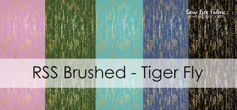 Tiger Fly Brushed Bundle - New Colors