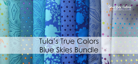 Tula's True Colors Blue Skies Bundle