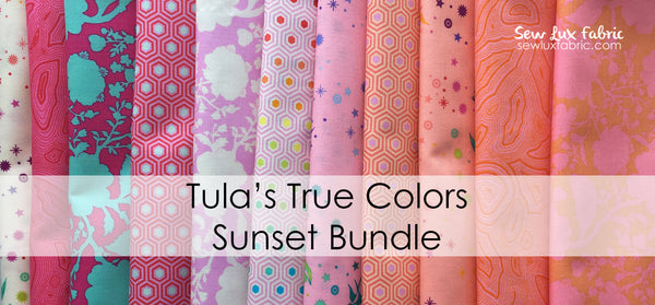 Tula's True Colors Sunset Bundle