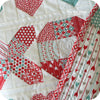 XO & Hearts Mini Quilt and Basket Pattern PDF