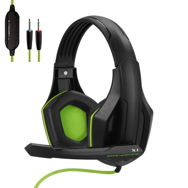 X1 Gaming Headset with Microphone