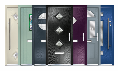 Composite Doors, Carmarthen, South Wales