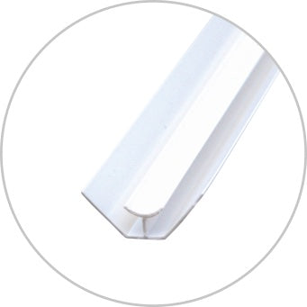 Internal Corner 2700mm - PVC - Standard