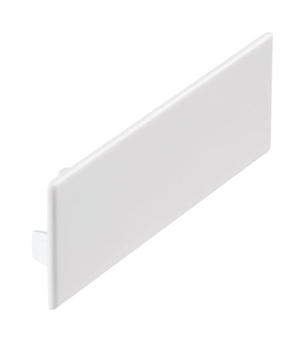 SQUARE EDGE END CAP - 100MM