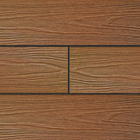 NewTechWood Ultra Shield Decking - Teak