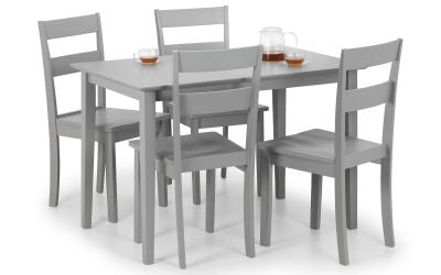Kobe Dining Set - Table & 4 Chairs