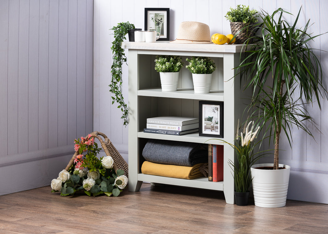 Arran - Low Bookcase (DAM217P)