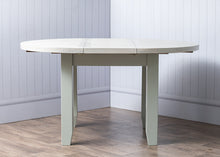 Load image into Gallery viewer, Arran - Round Dining Table 1.1-1.5m Extending (DAM231P)