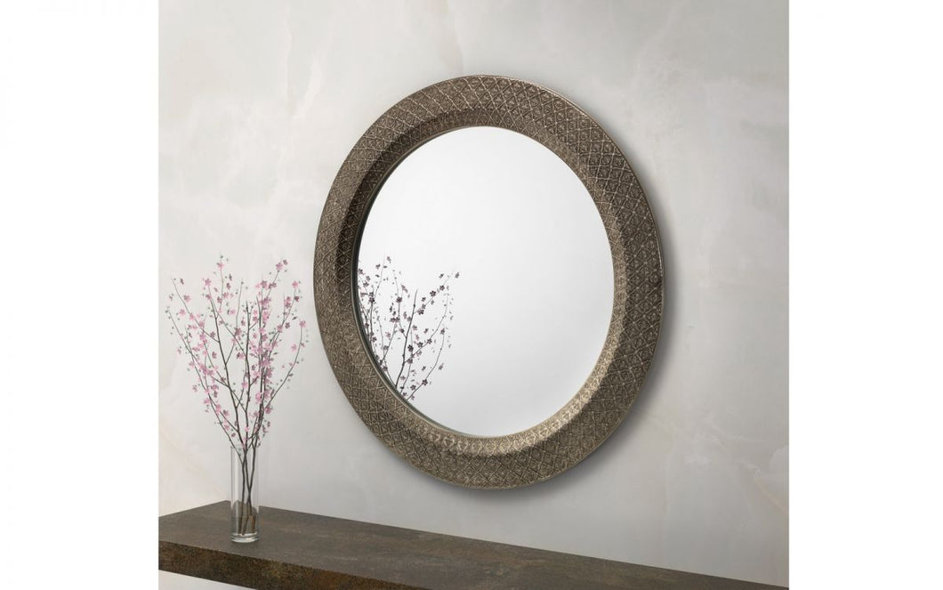 Cadence Round Wall Mirror - Large