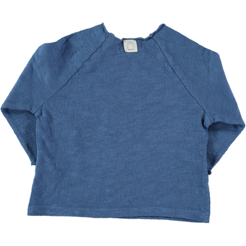 Crab Sweatshirt blue