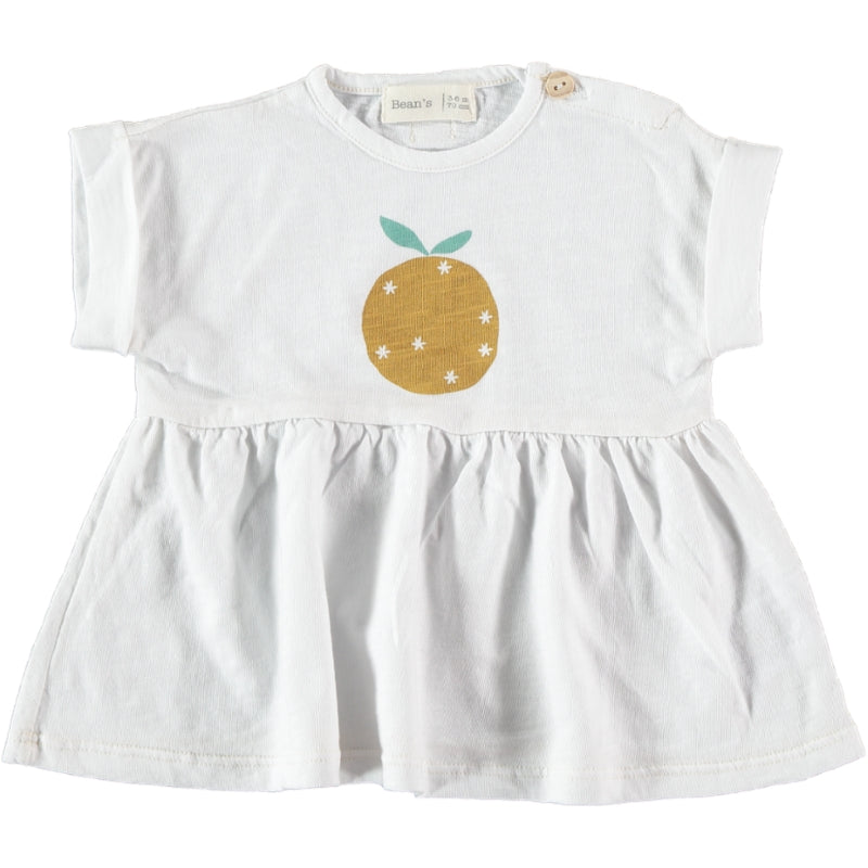 Fruit T-shirt white