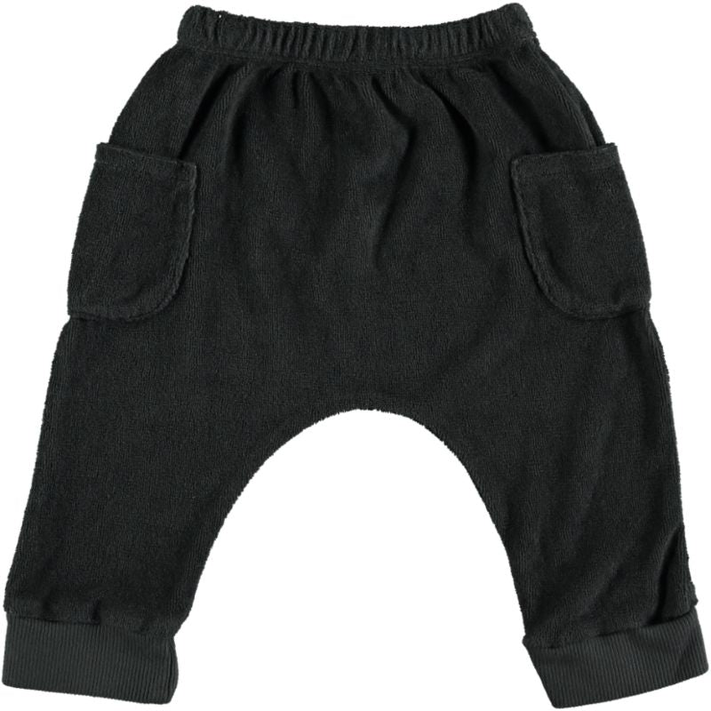 Terry Pants anthracite