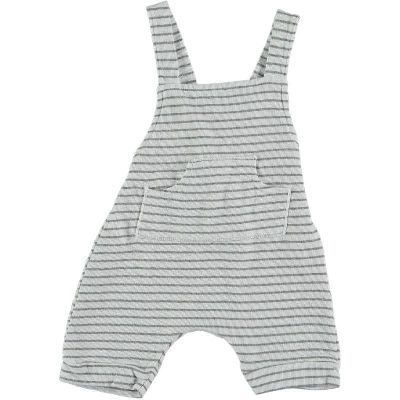Fleece pocked Romper white