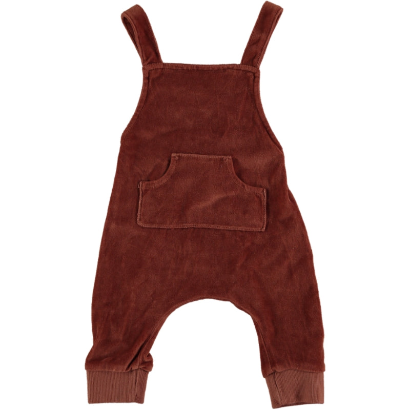 Velour Playsuit Tile