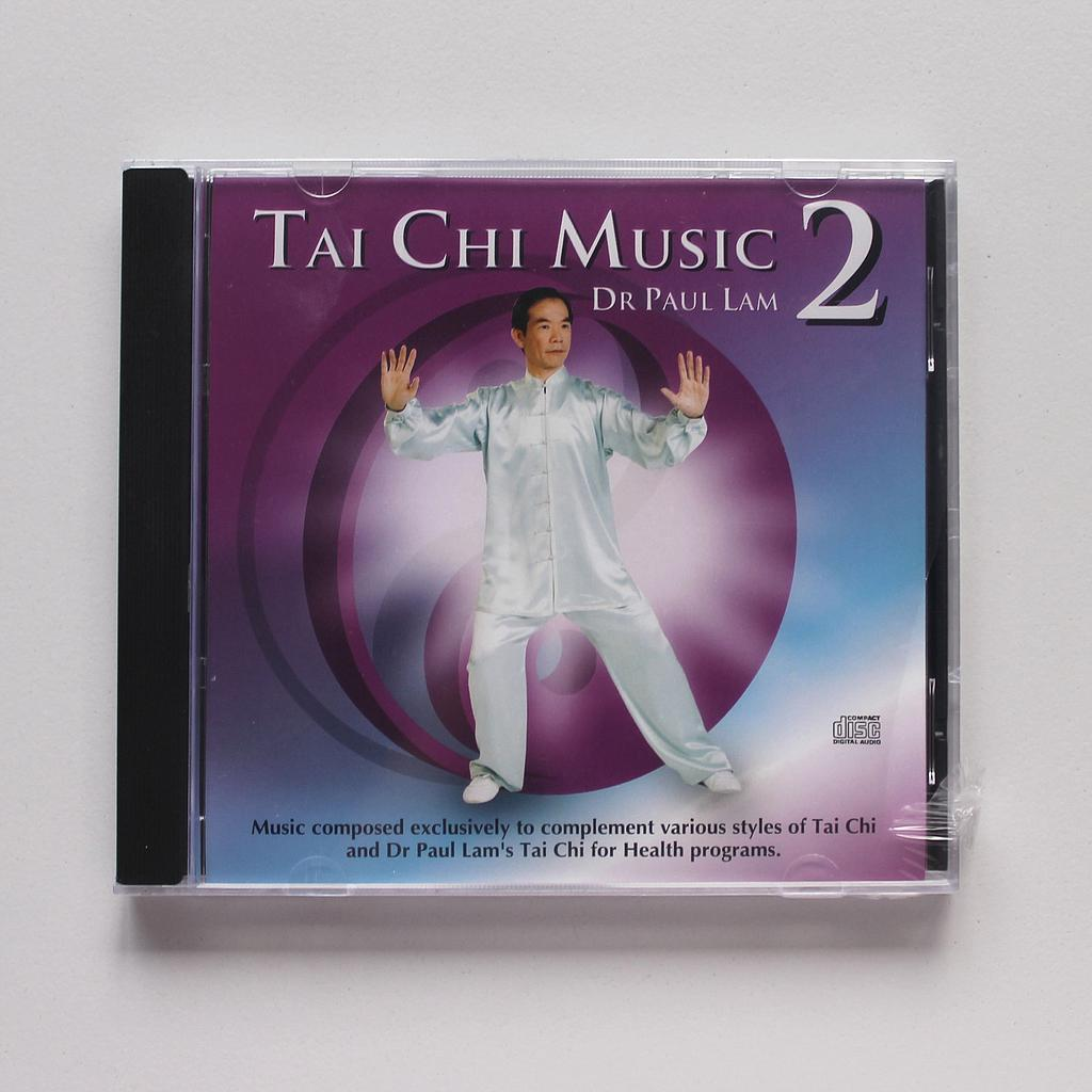 Tai Chi Music - Vol 2
