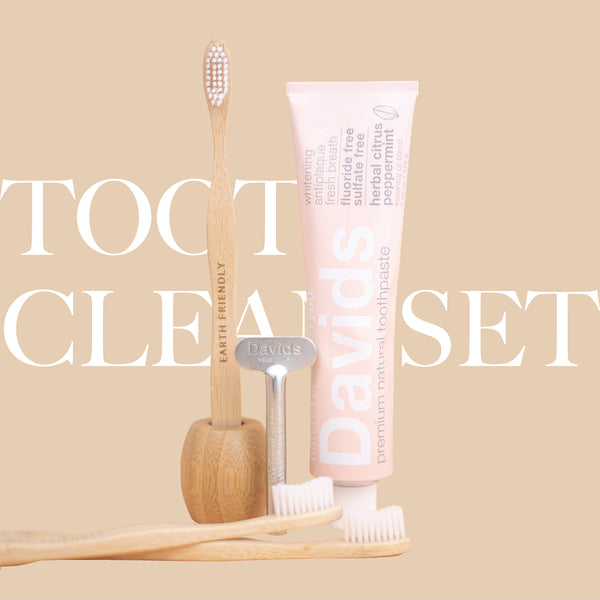Tooth Clean SET/歯磨きセット