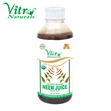 Load image into Gallery viewer, CERTIFIED ORGANIC NEEM JUICE